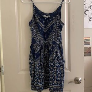 Cute Tribal Patterned Abercrombie and Fitch dress